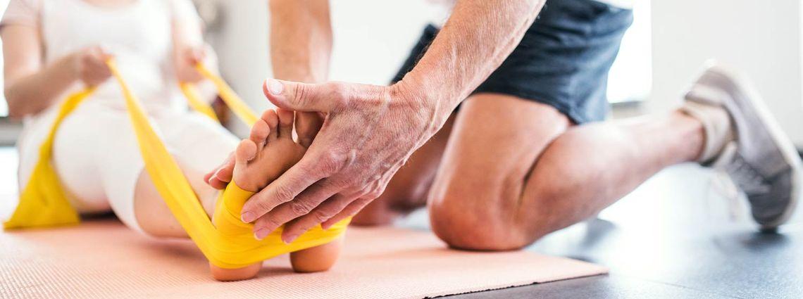 Therapie und Rehabilitation