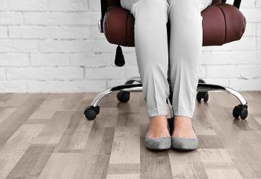 Langes Sitzen möglichst oft unterbrechen