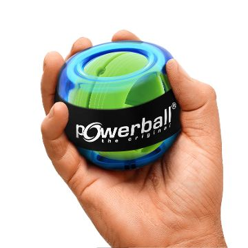 Handtraining mit dem Powerball