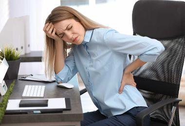 Psychosoziale Faktoren verstärken Rückenschmerzen